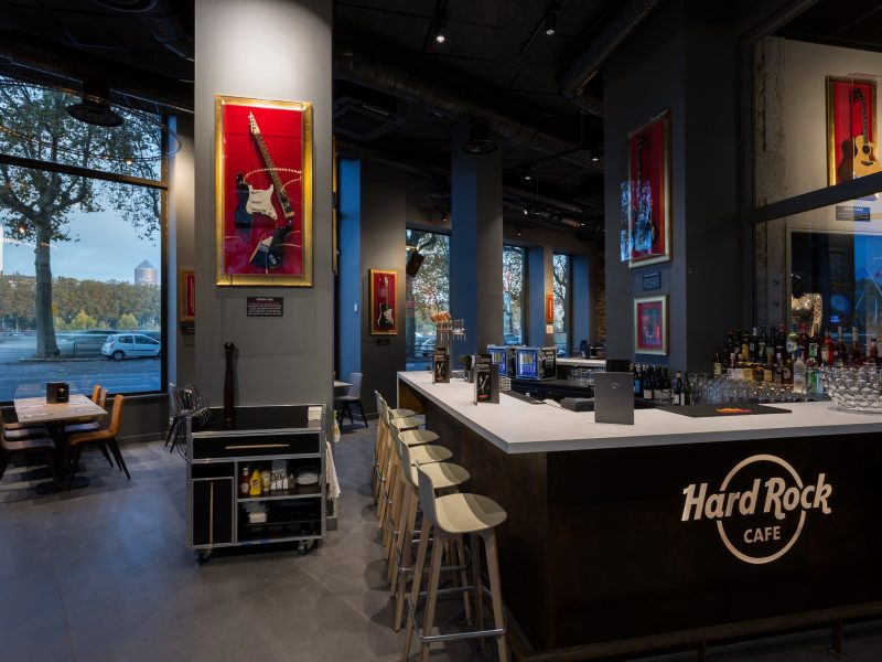 Hard Rock Café à Lyon