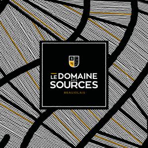 Domaine des sources à Denicé, logo