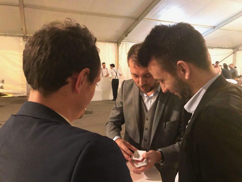 Magicien mentaliste à Lyon pour une entreprise