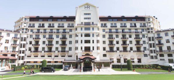 Magicien mentaliste à l'Hôtel Royal d'Evian-les-Bains