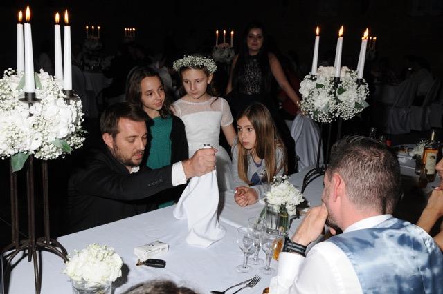 Magicien mentaliste à Saint-Tropez pour un mariage