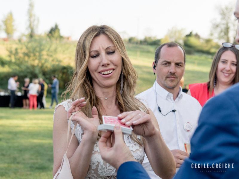 Magicien mentaliste à Aix-en-Provence / Mariage