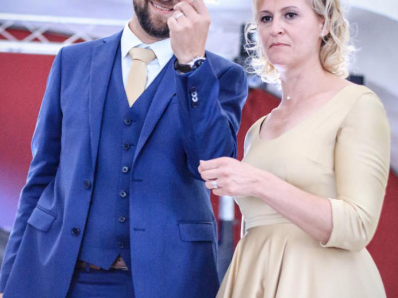 Mentaliste à Mâcon pour un mariage au Château de Salornay