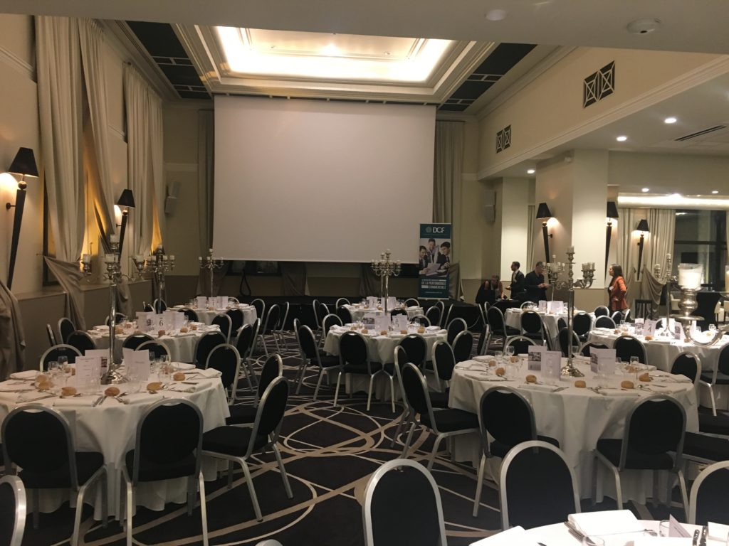 Magicien mentaliste au Casino Le Lyon Vert pour un diner de gala pour les DCF
