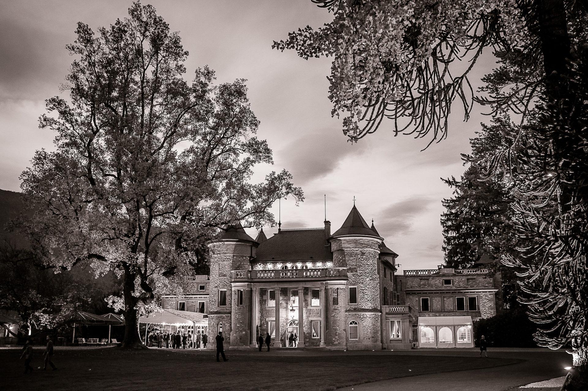 Mentaliste à Chambéry au Château de Servolex