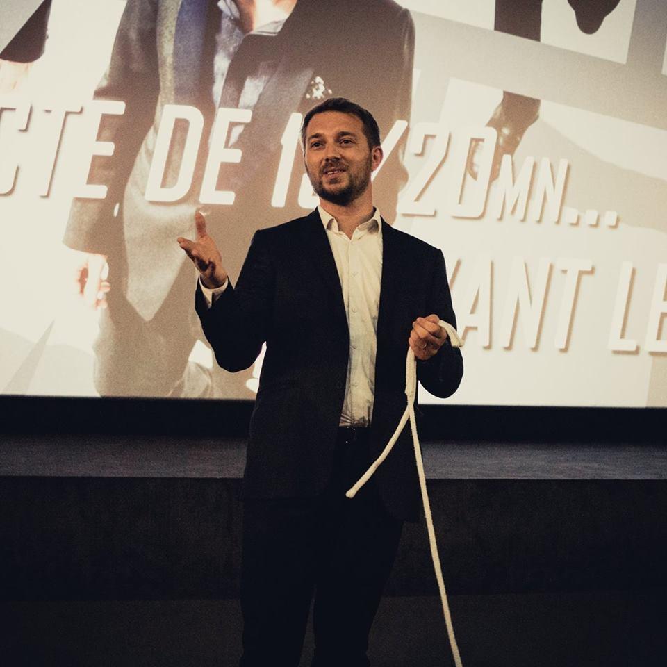 Magicien entreprise à Paris et en Ile de France