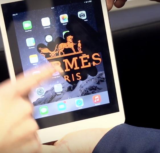Magiciens iPad à Cannes