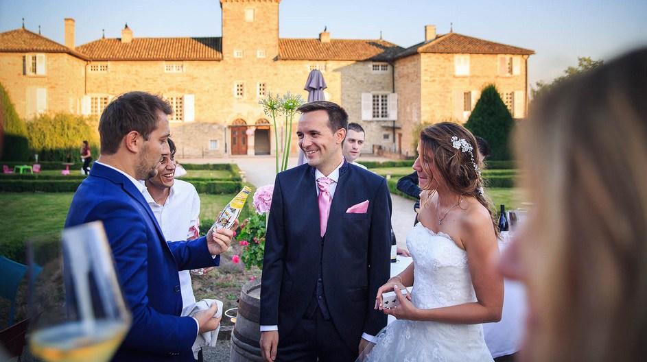Magicien mariage Val-d'Isère 73