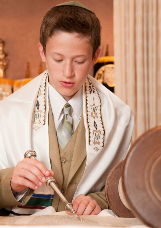 Magicien pour Bar-Mitzvah