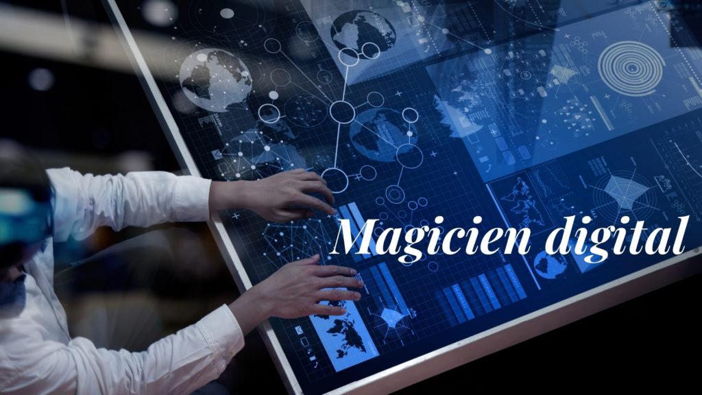 Magicien digital à Genève
